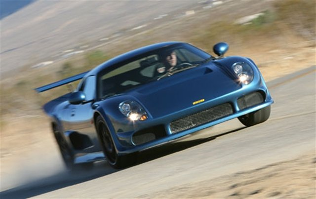 Noble M400 Superfast Sports Cars